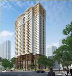 Tòa C chung cư VINACONEX 2 | Golden central tower