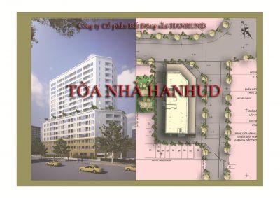 Chung cư HANHUD 234 Hoàng Quốc Việt | Tòa nhà HANHUD | 234 Hoàng Quốc Việt