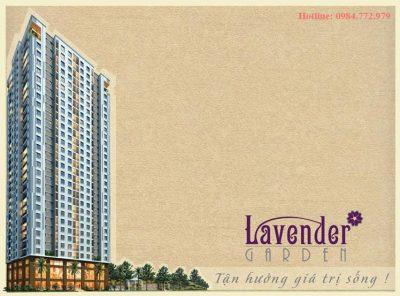 Chung cư Lavender Đại Mỗ
