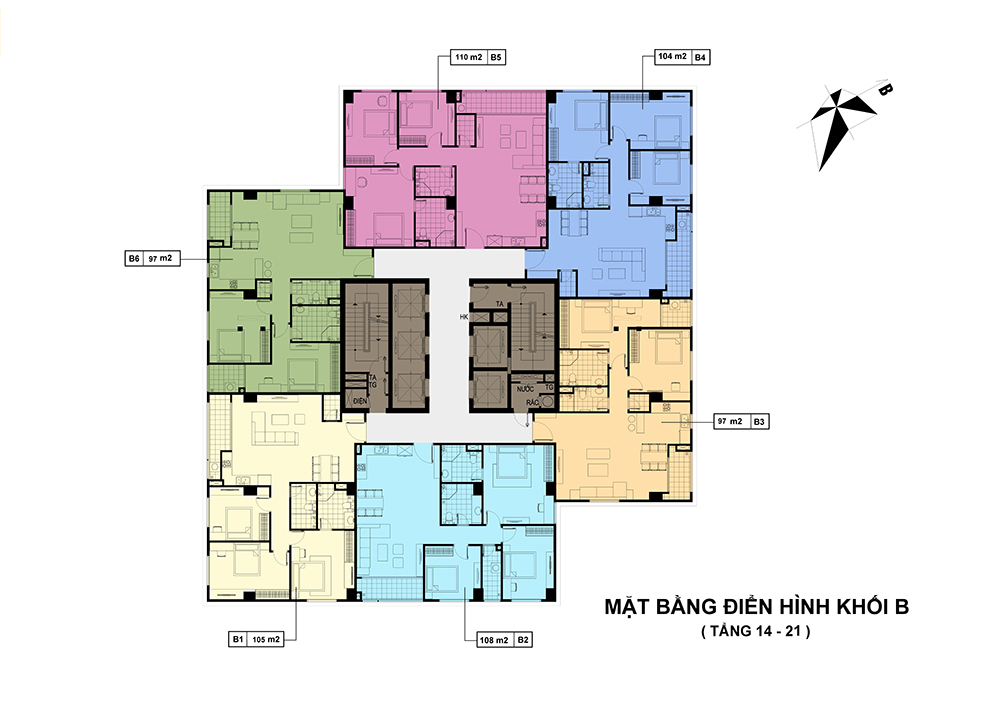 mat-bang-thap-B-Chung-cu-hongkong-tower