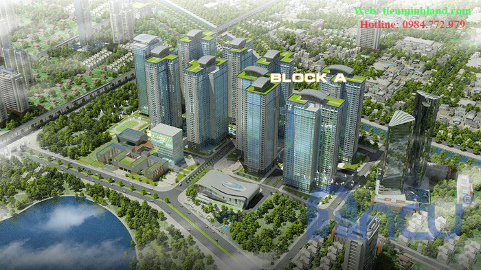Block A - Ruby Goldmark City
