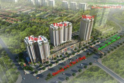 Dự án chung cư udic westlake Nam Thăng Long