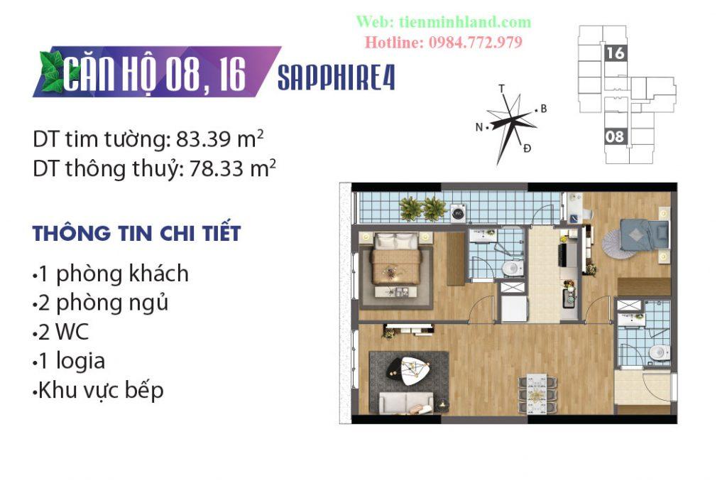 CH8,CH16 Sapphire 4 Goldmark City