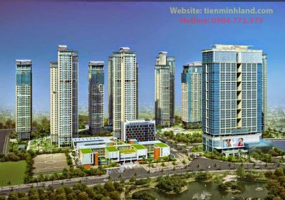 Chính sách bán hàng mới nhất dự án Goldmark City