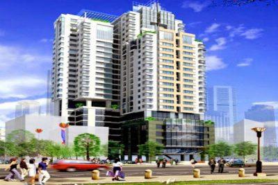 Mặt bằng thiết kế căn hộ Liễu Giai Tower