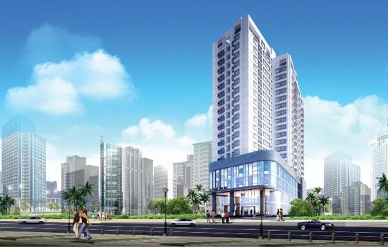 Tòa nhà Thông Tấn Xuân Phương