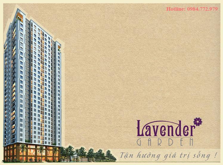 Phối cảnh dự án chung cư Lavender Đại Mỗ