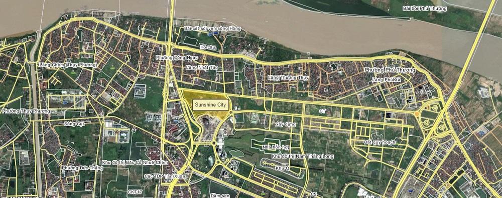 Vị trí hiếm giữa trung tâm Hà Nội Chung cư Sunshine City