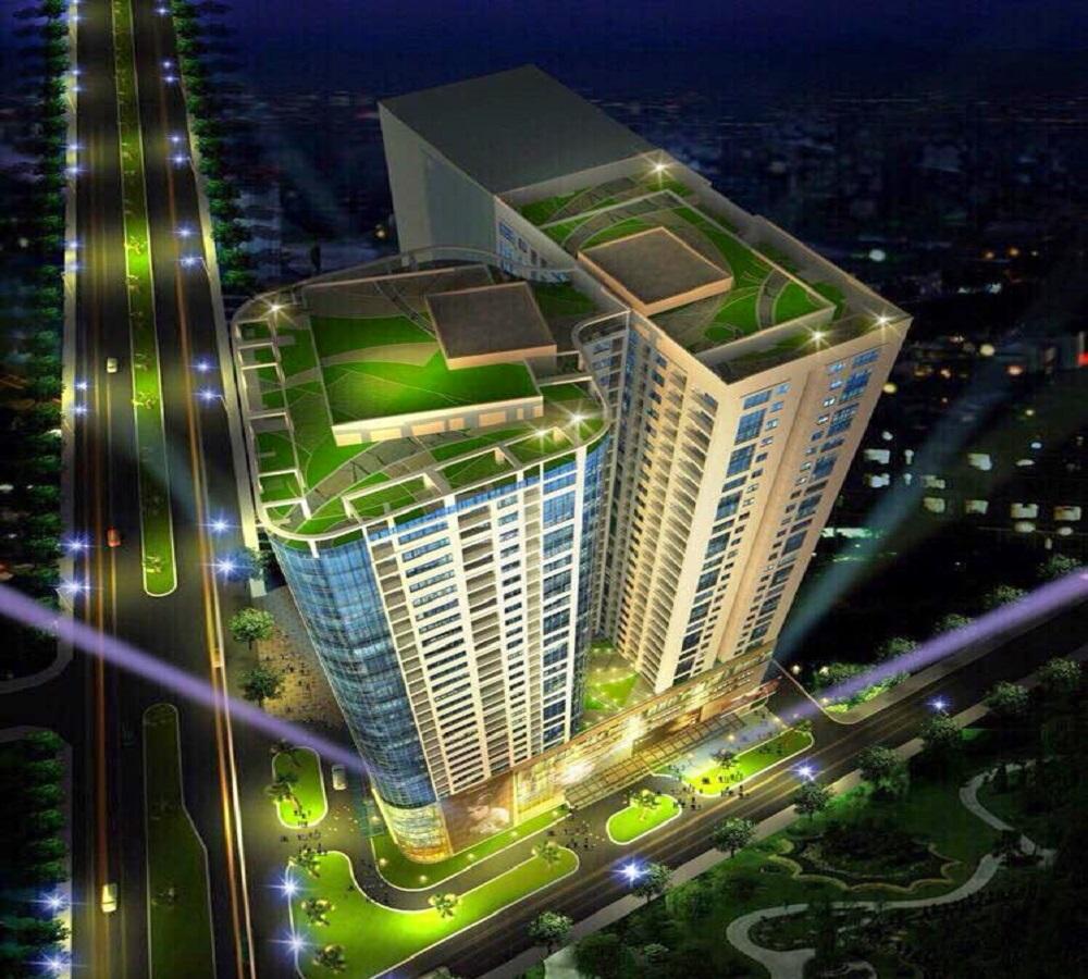 Phối cảnh dự án 21 Lê Văn Lương