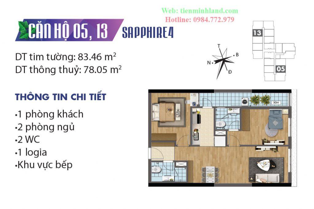 CH5,CH13 Sapphire 4 Goldmark City