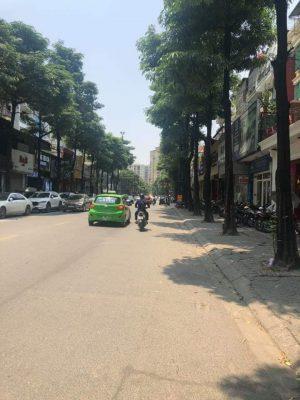 Bán nhà mặt phố Vũ Phạm Hàm